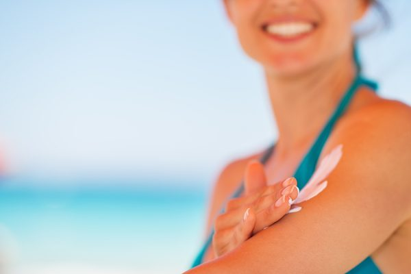 Knowing about sunscreen