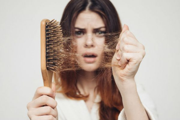 Causes of hair loss,